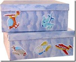 Foto de Caja para chicos Las Di Mario