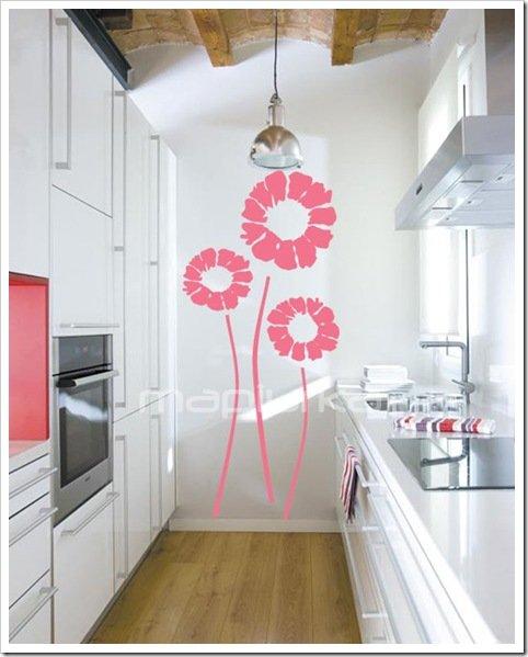 Foto Adhesivos Decorativos Mapiurka Cocina