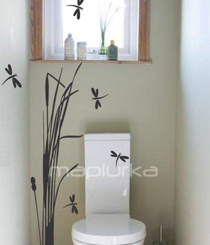 Novedad adhesivos decorativos mapiurka decocasa - Foto de toilette ...