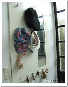Foto Detalle Entrada Casa Portallave y Sombreros