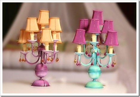 Foto Lamparas 7 luces de Milagros Resta Deco