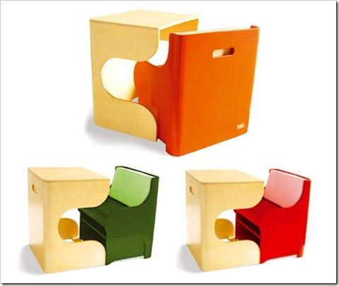 Foto Silla Niños Puzzle
