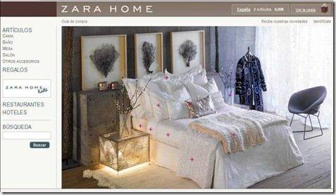Foto Zara Home Site