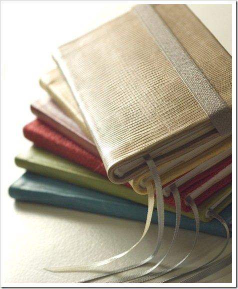 Foto Cuadernos de L&R Handcraft