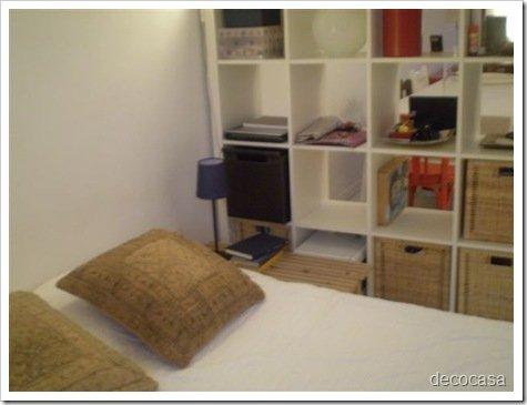 Foto Loft en Barcelona Dormitorio