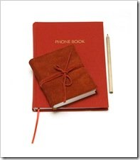 Foto Phone Book de L&R Handcraft