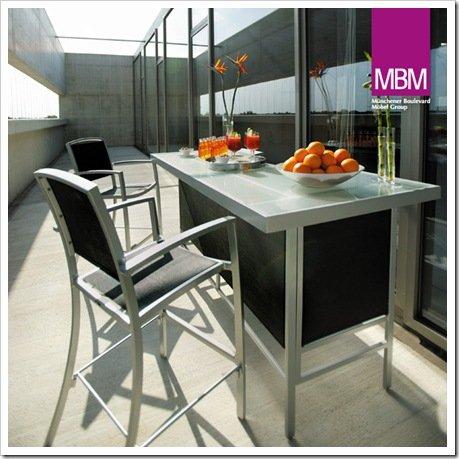 Foto Coleccion Aluminio de MBM