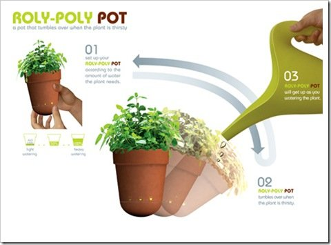 Foto Roly Pot 2 Yanko Design