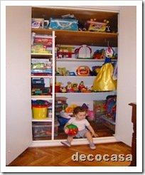 Foto Deposito de Juguetes Dormitorio Niños1