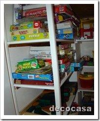 Foto Detalle Estantes Deposito Juguetes Dormitorio Infantil2