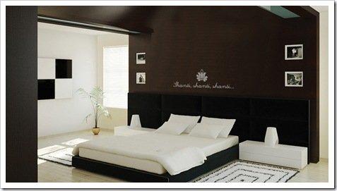 Foto Paste Vinilos Frase Mantra habitacion