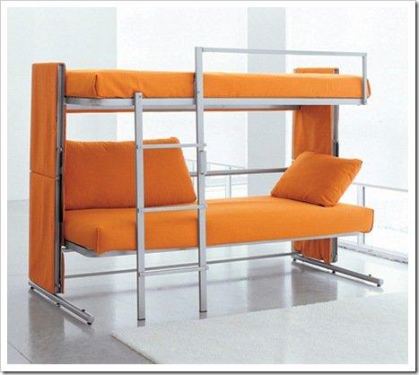 Foto Sofa Cama Listo x 2