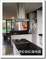 Foto Campana extractora cocina granito