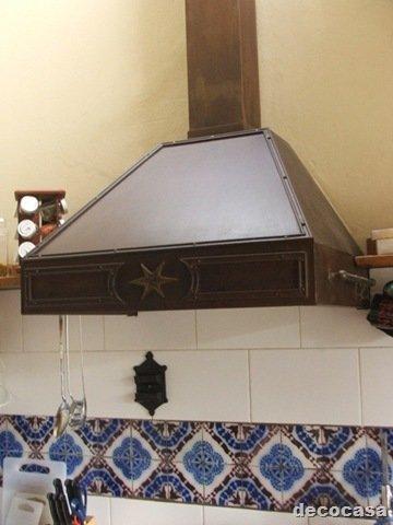 Cocinas campanas extractoras decocasa - Campanas de cocina ...