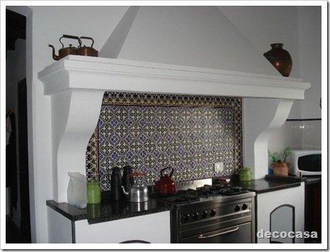 Foto Cocina de Casa de Campo