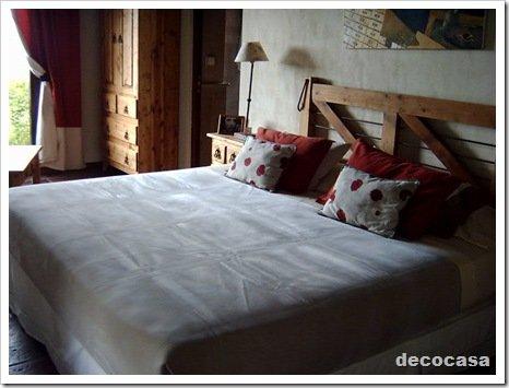 Foto Dormitorio Casa de Campo