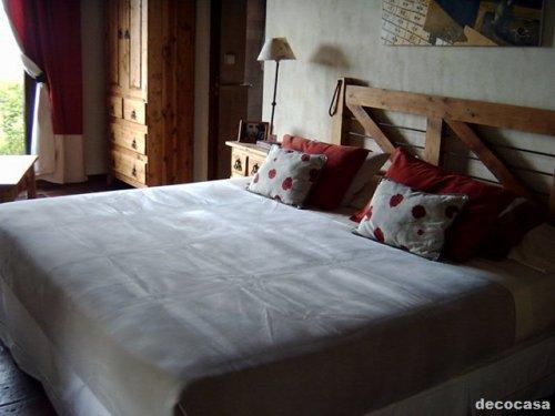 Fotos estilo campo ambientes muebles y accesorios decocasa - Muebles para casa de campo ...