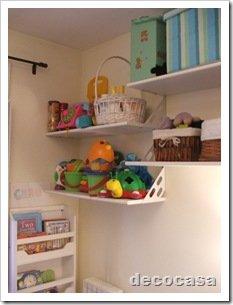 Foto Dormitorio Infantil Detalle