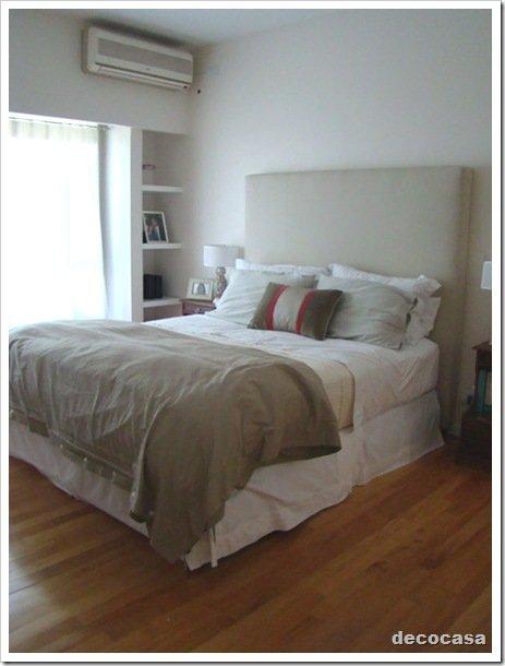 Foto Dormitorio Matrimonial Antes