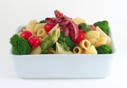 Plato del dia a cocinar pastas cocina decocasa - Platos para cocinar ...