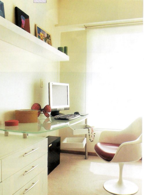 Oficina decoracion feng shui for Decoracion escritorios casas