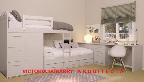 Dormitorios Unisex: consejos de experta – Decocasa