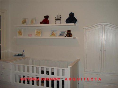 Dormitorios unisex consejos de experta decocasa for Estantes para cuartos