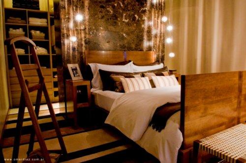 Dormitorio principal en casa foa 2010 decocasa for Decoracion casa foa