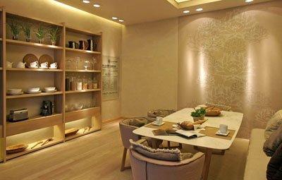 Comedor diario en casa foa decocasa for Muebles comedor diario