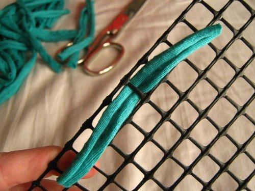 La alfombra de totora segunda vuelta decocasa for Como hacer alfombras a mano