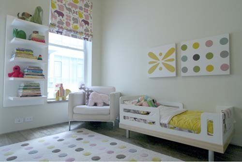 Mam s full time cambiamos de look la habitaci n de los - Organizar habitacion infantil ...