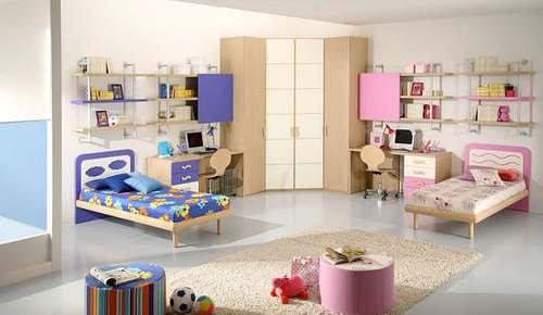 Habitaciones infantiles unisex – Decocasa