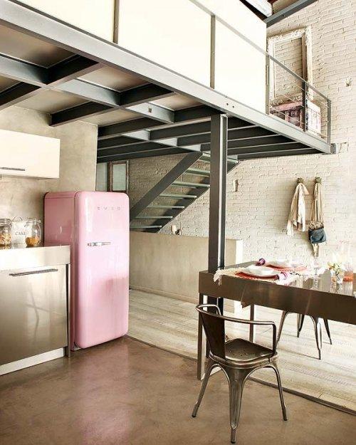Decotour: loft industrial, vintage y femenino – decocasa