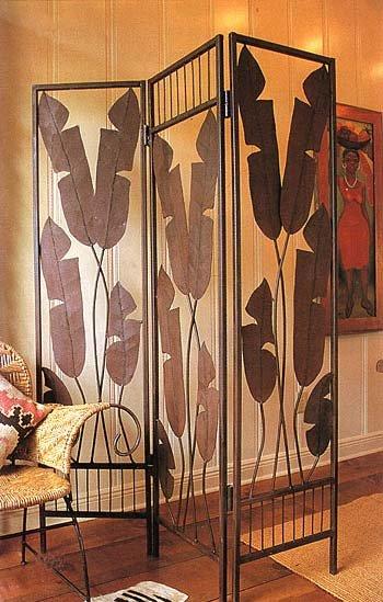 Biombos pr cticos y decorativos decocasa - Decoracion con biombos ...
