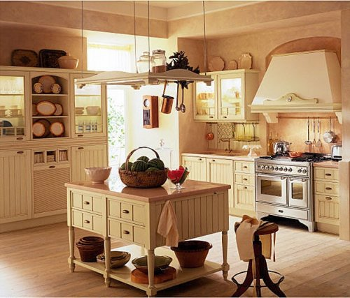 Country decoracion imagui for Cocinas country