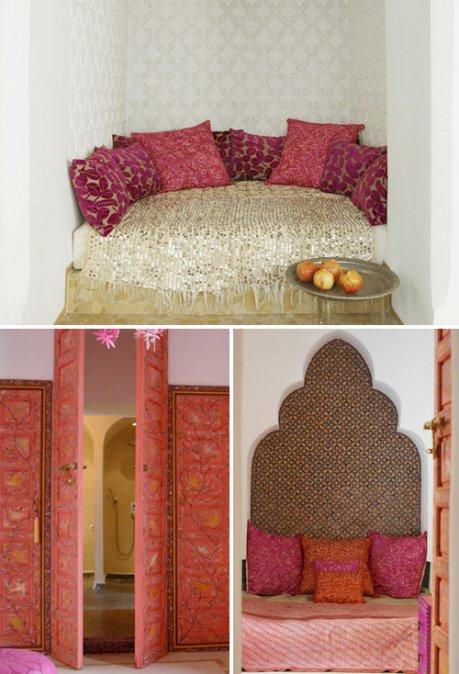Deco estilo marroqu decocasa for Muebles marroquies online