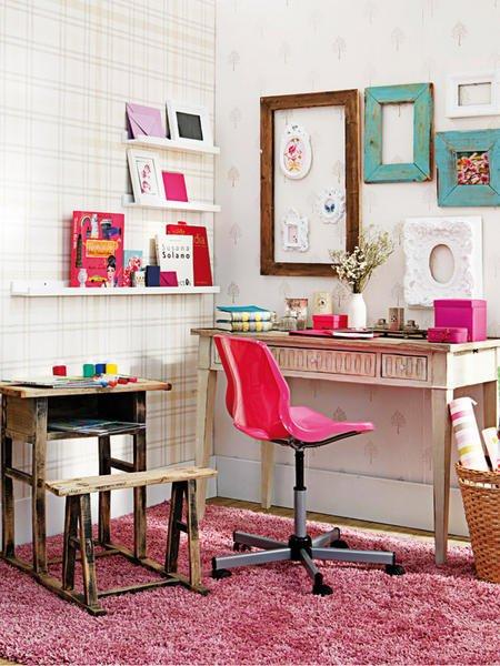 Oficina en espacios m nimos decocasa for Espacios minimos para oficinas