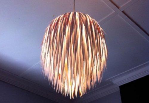 hacen lampara lava: