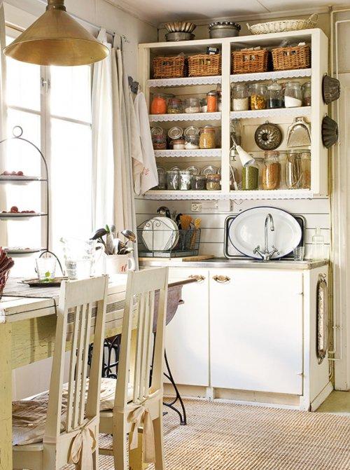 Cocinas cuando los objetos de uso diario decoran decocasa for Objetos de cocina