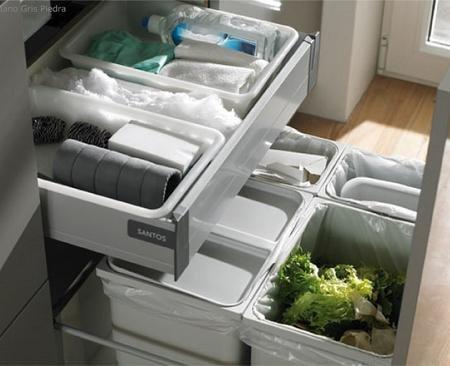 Cocinas aprovecha al m ximo el espacio decocasa - Practicas de cocina ...