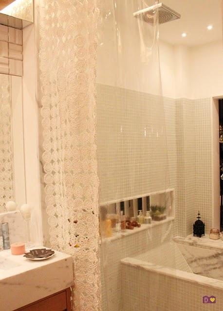 Ba o cortinas de ducha originales decocasa - Cortinas de ducha originales ...