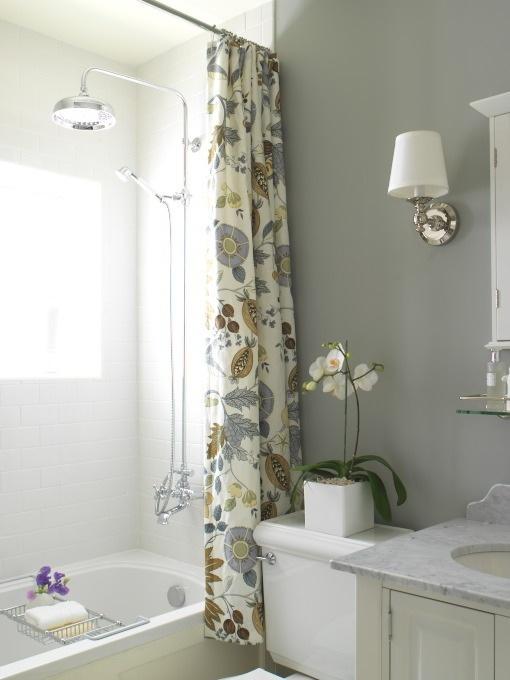 Ba o cortinas de ducha originales decocasa for Cortinas bano originales
