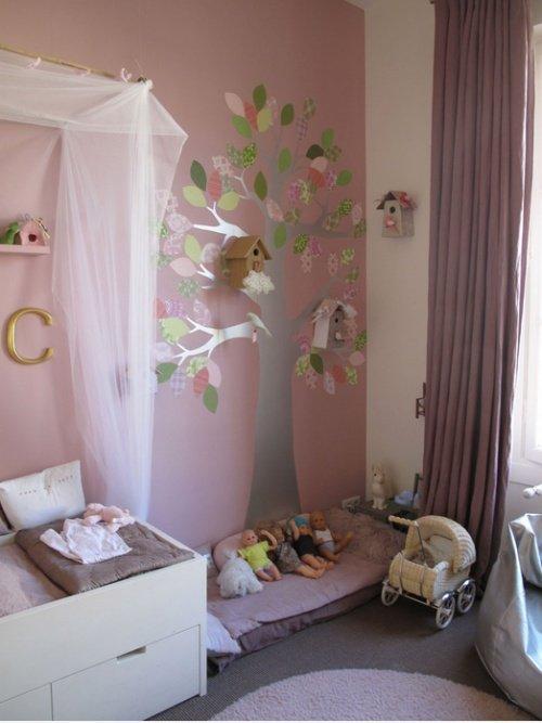 Dormitorios infantiles para ni as decocasa - Dormitorios infantiles nina ...
