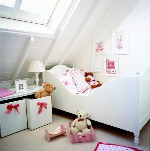 Dormitorios infantiles para ni as decocasa - Dormitorios infantiles ninas ...