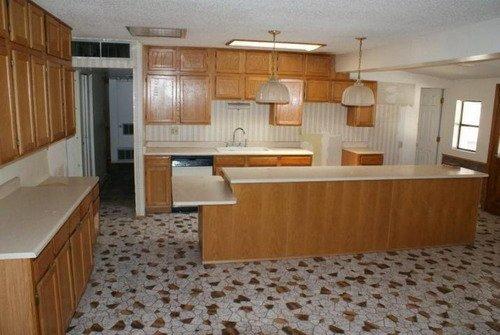 perfectos para cocinas modernas o de estilo industrial los pisos de concreto son de bajo lejos de permancer grises estos pisos pueden