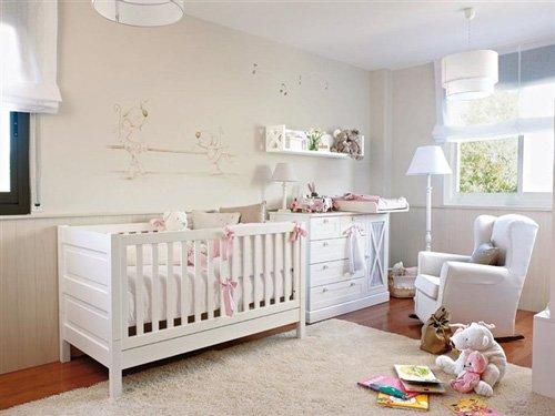 Decoracion de alcobas de bebes dormitorios de bebes for Decoracion de alcobas