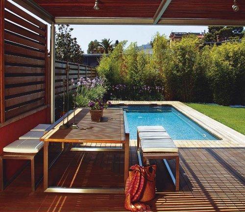 Piscinas so ar no cuesta nada decocasa for Sonar con piscina