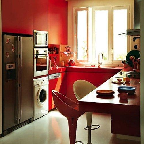 Lavadero integrado a la cocina – Decocasa