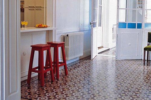 Mosaicos gran ticos y calc reos un regreso esperado for Mosaicos para pisos precios