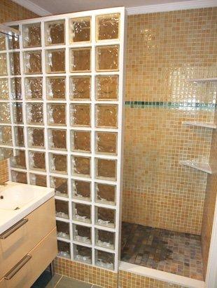 Duchas de obra decocasa - Fotos de duchas de obra ...